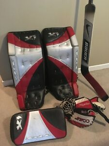 Goalie equipments