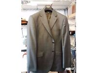 Grey suit by Howick - Frasers Glasgow