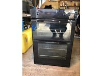 Homark integrated gas grill and oven