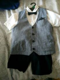 Boys suit set age 8