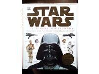 13 x STAR WARS Hardback Books & Novels