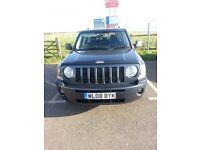 Jeep Patriot 2L CRD Limited