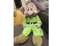 Large Dopey Cuddly Toy***limited edition***