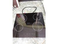 Hotpoint built in electric hob