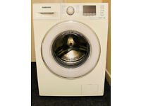Samsung washing machine ecobubble 7kg Eco Bubble white 1400 Spin FREE DELIVERY