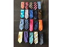 Group Sale of Mens Brand Ties