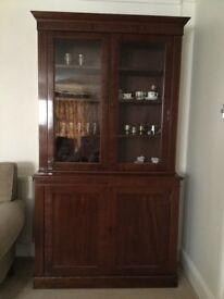 Bookcase Antique Mahogany