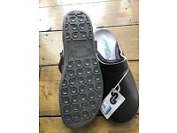 Brand new pair of ABEBA catering safety shoes