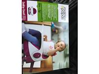 Brand new Mamas & papas baby bud 3 stage booster seat 6m-3years