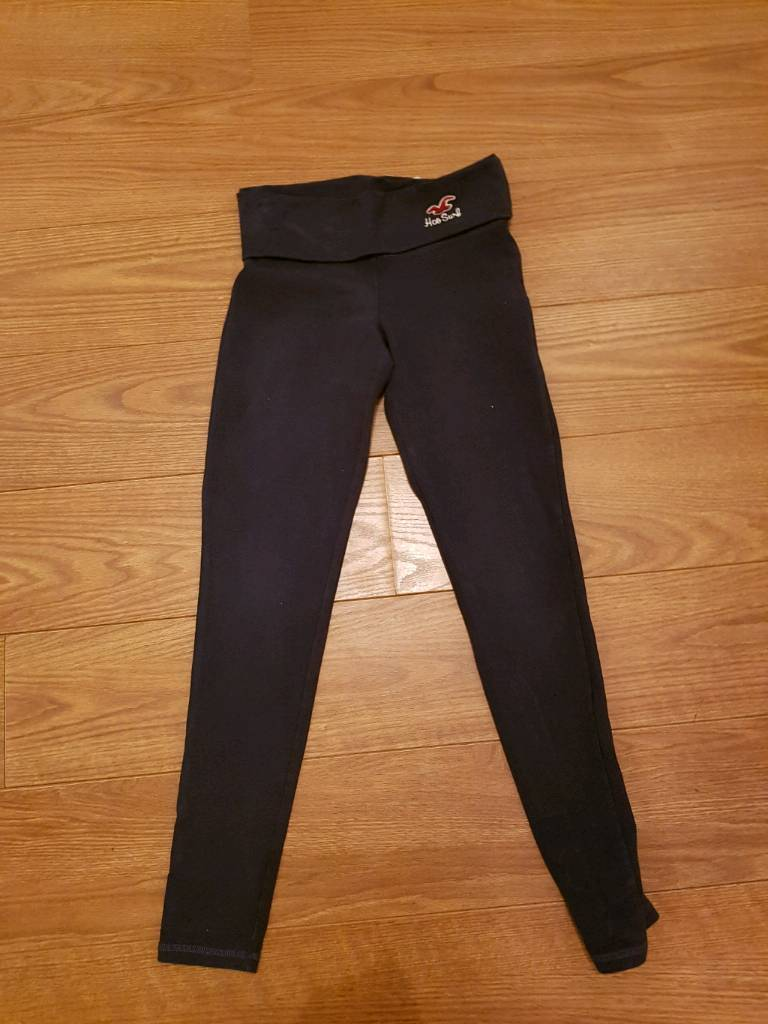 Hollister yoga pants