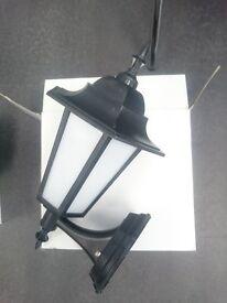 External Polycarbonate wall lantern