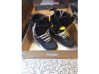 Brand new salomon launch snowboarding boots size 10