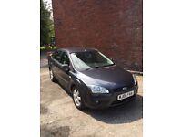 Ford focus1.6 sport 5 door nice clean car 2 keys full history decent mot bredbury stockport