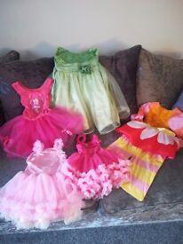 Children's fancy dress/ dressing up clothes bundle