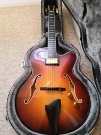 Eastman AR503ce Prototype Archtop Semi Acoustic Guitar