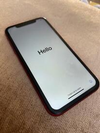 Apple iPhone XR in red