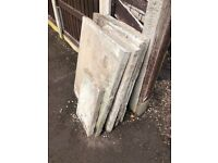 Concrete Slabs - 900mm x 600mm x 50mm