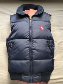 Abercrombie and fitch Gilet/bodywarmer/vest size M