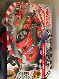 Meccano remote control car boys toys