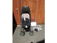 Maclaren Techno XT stroller pushchair buggy from birth