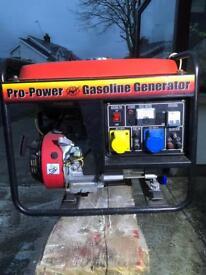 Petrol 6.5 pro power generator