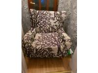 DFS designer chair