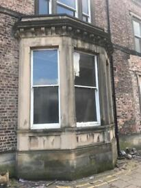 Stone window surrounds