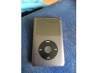 Good condition iPod Classic 160GB!