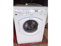 Hotpoint Aquarius+ Super Silent Washer Dryer for parts or repair