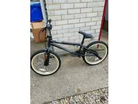 Voodoo black BMX bike 20inch wheel