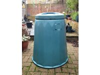 Compost bin Blackwall, made in Britain, .22 cubic metres 8 cubic feet