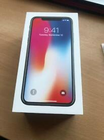 IPHONE X 64GB UNLCOKED EXCELLENT CONDITION AT SPECIAL OFFER!!!