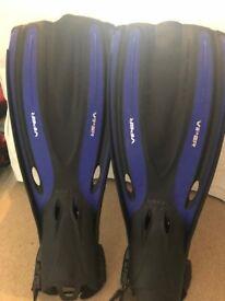 Oceanic Viper Fins – Size XL
