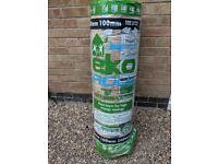 Knauf Eko Roll Loft insulation roll. 100mm Thick