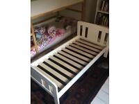 John Lewis 'Boris' toddlers bed (and mattress)