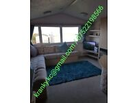 3 Bedroom Holiday Caravan for Rent, Devon Cliffs, Sandy Bay, Exmouth, Devon