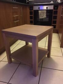 **Square Table**
