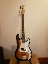 LEGACY ELECTRIC BASS GUITAR