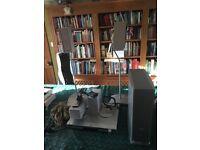 PANASONIC SC-HT500 DVD HOME THEATRE 5.1 SURROUND SOUND SYSTEM.