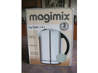 Magimix electric kettle