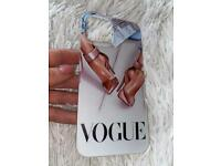 Iphone 12 pro max sillicone vogue style cover brand new