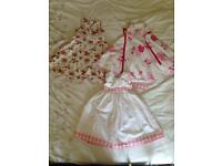 Girls summer dress bundle. 3-5 years