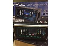 Allen & Heath Qu Pac Compact Digital Mixer