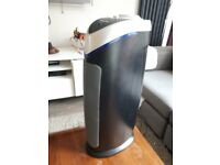 • Breathe Fresh Air Purifier 3-in-1 Air Cleaning system True Hepa UV-C Odour Reducer Carbon 56 CM