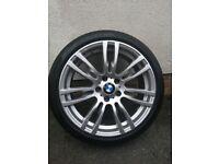 BMW 19' Pirelli alloy wheel