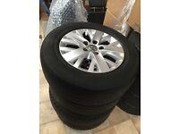 """VW T5/T6 alloy wheels 16"""""""