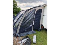 SunnCamp 260 caravan porch awning