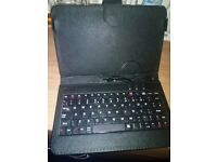 GoTab Case & USB Keyboard Combined For 7 Inch Tablet