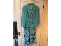 Ladies dresses and jackets.