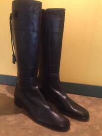 Russell and Bromley Tassle Boots